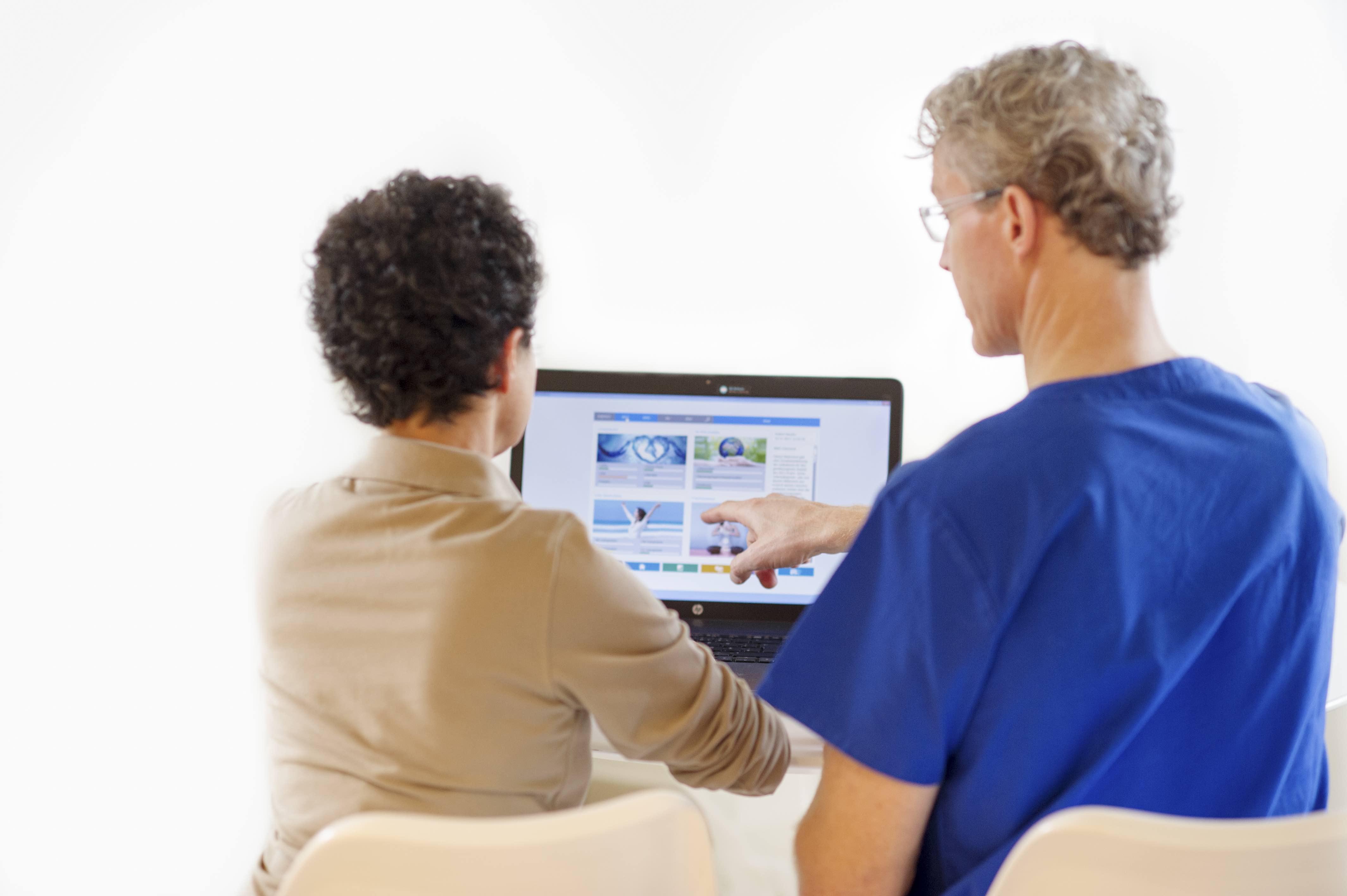 NES Bioenergetische Analyse Ärzte im Gespräch über Patient High Heal